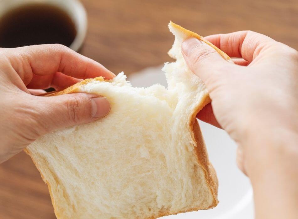 柔らかい食パン_銀座に志かわ